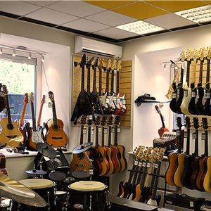 Музыкальные магазины Шилово