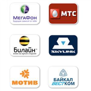 Операторы сотовой связи Шилово