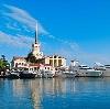 Речные и морские вокзалы в Шилово