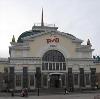 Железнодорожные вокзалы в Шилово