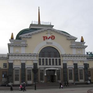 Железнодорожные вокзалы Шилово
